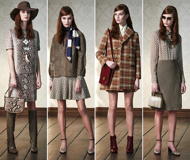 Tory Burch Pre-Fall 2015 Collection