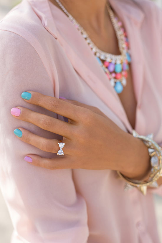 How To Layer Nail Polish Colors