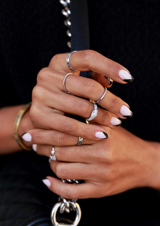How To Mix and Match Nail Polish Colors