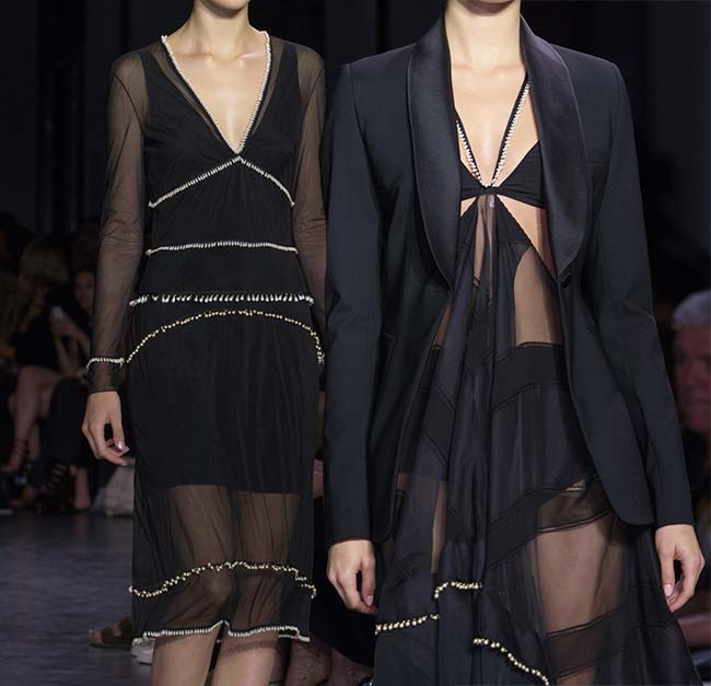 Spring 2015 Runway Inspired Holiday Party Outfit Ideas: Altuzarra