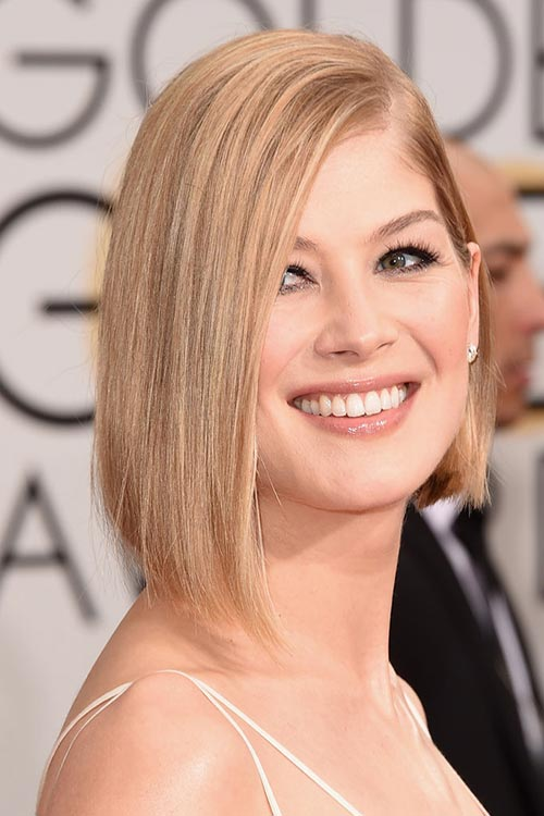 13 Hair Color Ideas for 2015: Hot Blonde