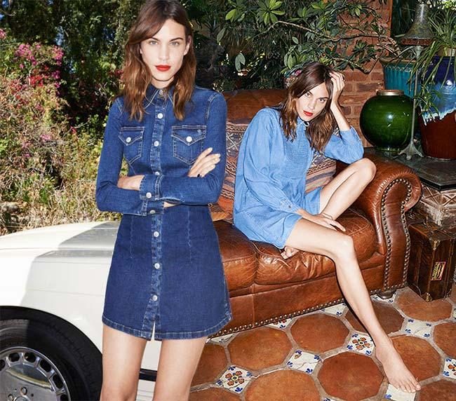 Alexa Chung Designs for AG Jeans
