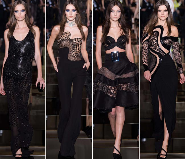 Atelier Versace Couture Spring/Summer 2015 Collection