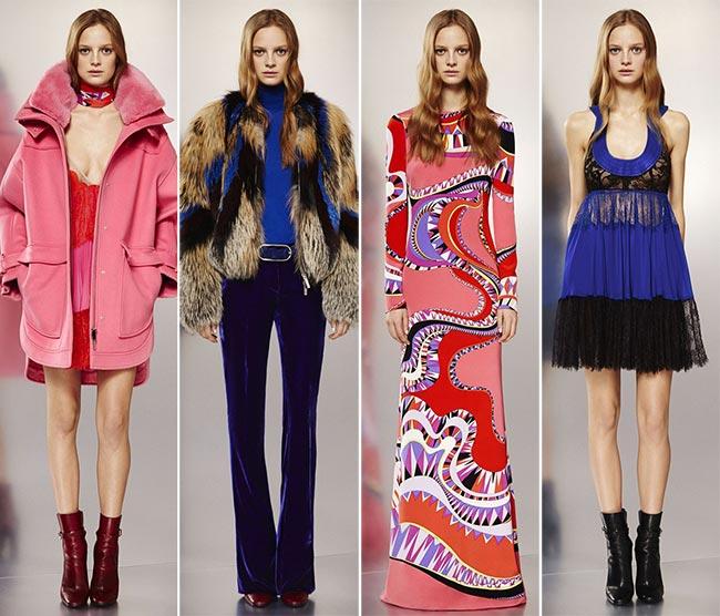 Emilio Pucci Pre-Fall 2015 Collection