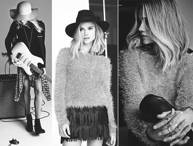 Florrie for H&M Spring 2015 Campaign