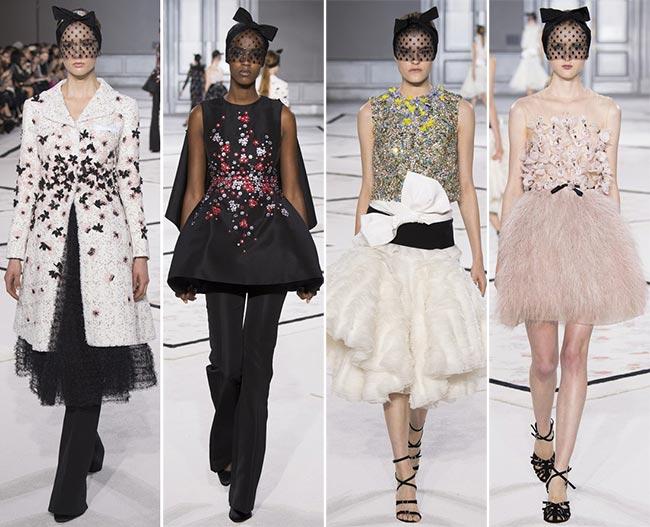Giambattista Valli Couture Spring/Summer 2015 Collection