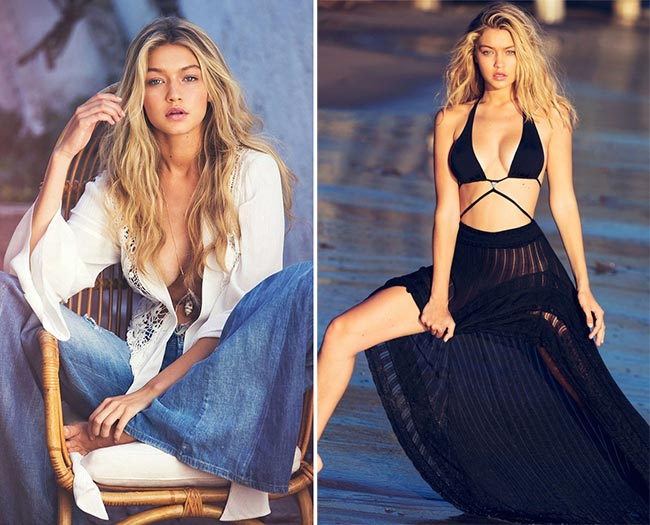 GUESS Spring 2015 Campaign