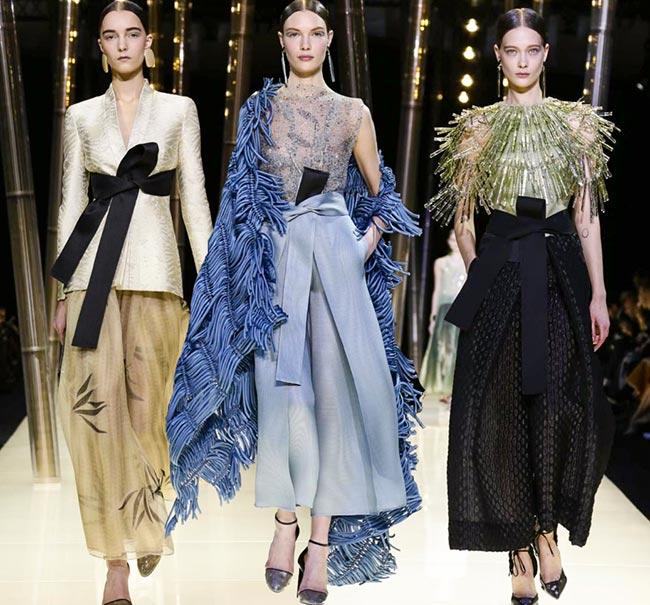 Giorgio Armani Prive Couture Spring/Summer 2015 CollectionGiorgio Armani Prive Couture Spring/Summer 2015 Collection