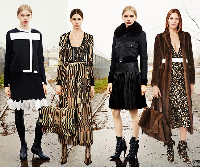 Givenchy Pre-Fall 2015 Collection