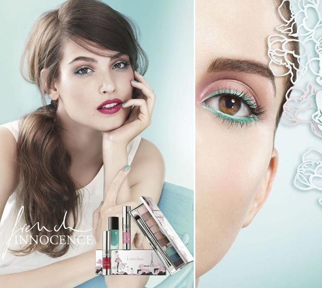 Lancome French Innocence Spring 2015 Makeup Collection