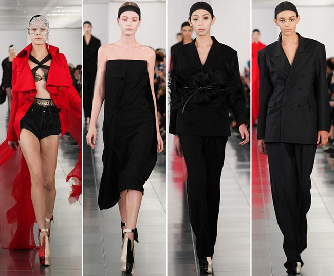 Maison Martin Margiela Couture Spring/Summer 2015 Collection