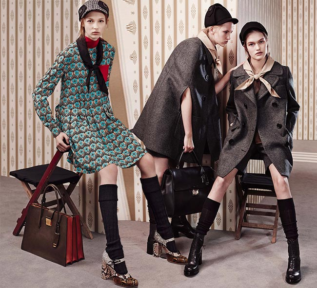 044afeaed491 Miu Miu Pre-Fall 2015 Collection