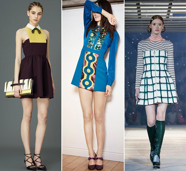 Pre-Fall 2015 Fashion Trends: Baby Doll Dresses