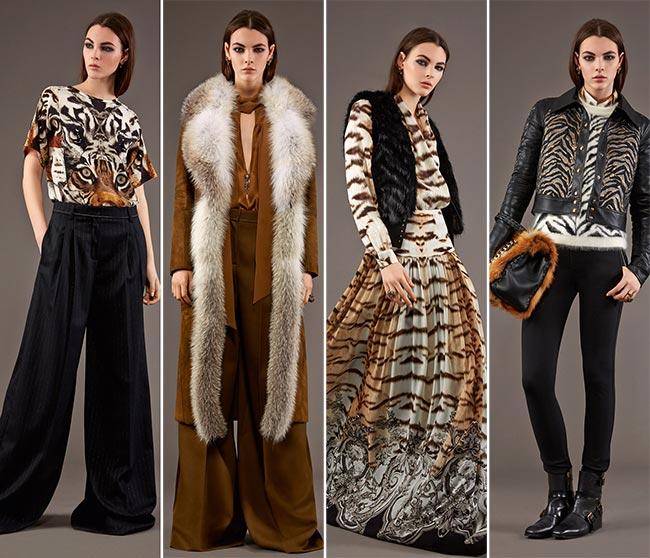 Roberto Cavalli Pre-Fall 2015 Collection