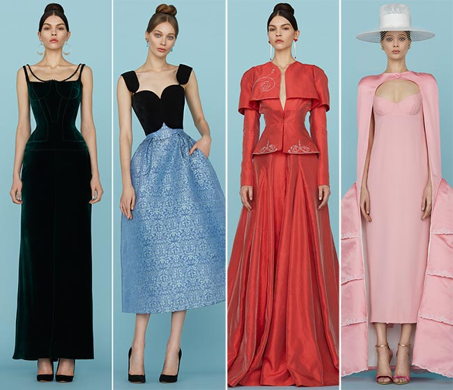 Ulyana Sergeenko Couture Spring/Summer 2015 Collection