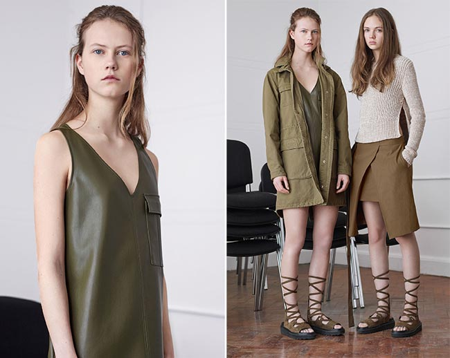 Zara TRF Spring 2015 Lookbook