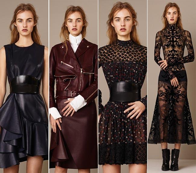 Alexander McQueen Pre-Fall 2015 Collection
