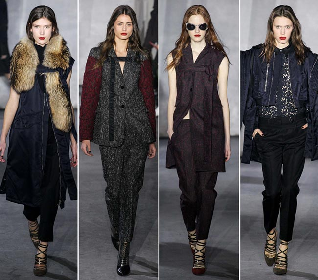3.1 Phillip Lim Fall/Winter 2015-2016 Collection - New York Fashion Week