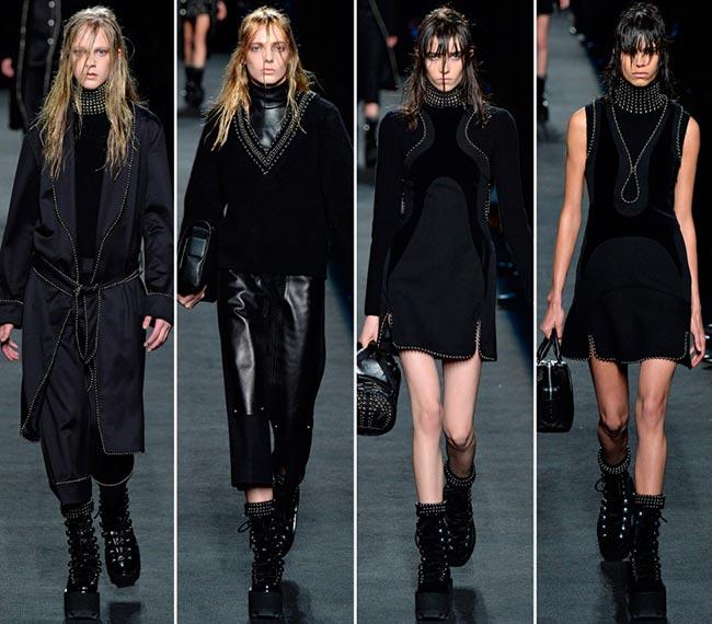 Alexander Wang Fall/Winter 2015-2016 Collection - New York Fashion Week