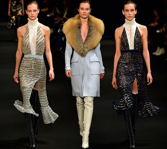 Altuzarra Fall/Winter 2015-2016 Collection - New York Fashion Week