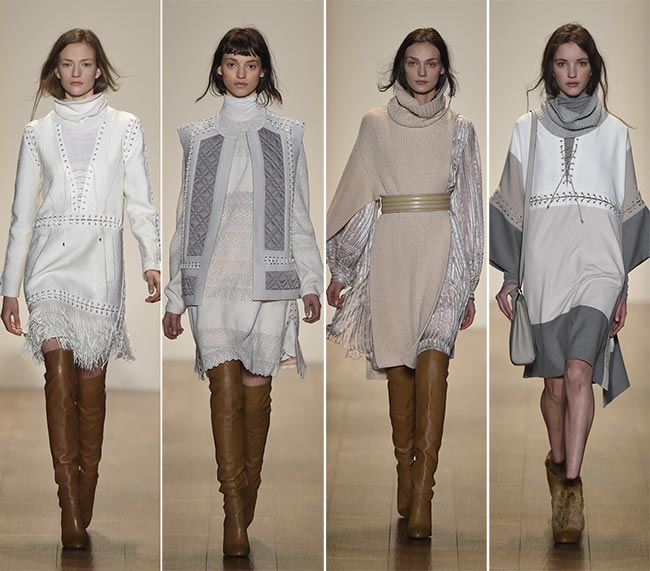 BCBG Max Azria Fall Winter 2015-2016 Collection - New York Fashion Week 6ebb82214