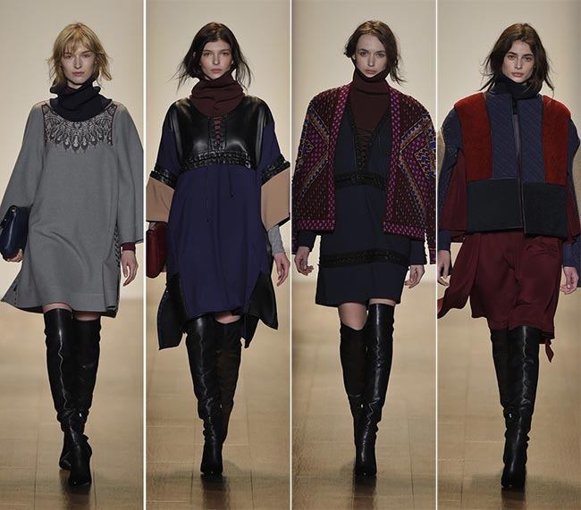 BCBG Max Azria Fall/Winter 2015-2016 Collection - New York Fashion Week