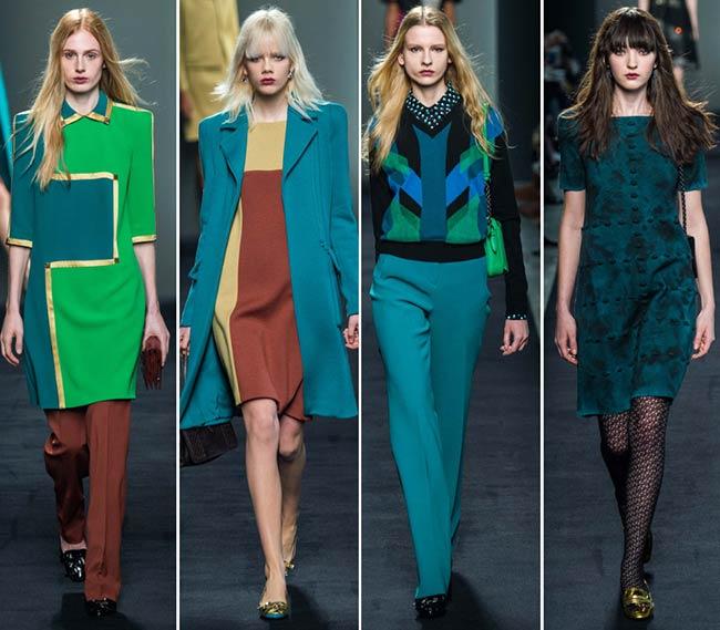 Bottega Veneta Fall/Winter 2015-2016 Collection - Milan Fashion Week