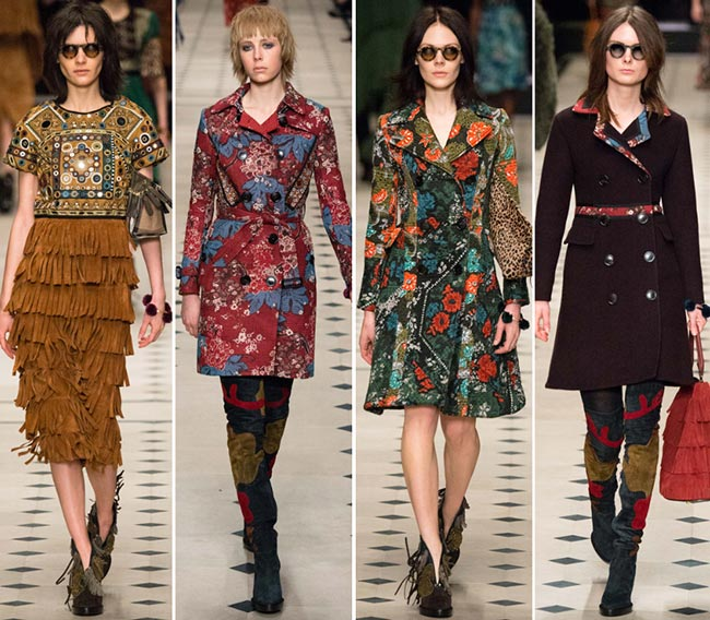 8935d15f9826 Burberry Prorsum Fall Winter 2015-2016 Collection - London Fashion Week