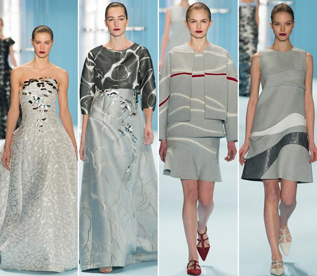 Carolina Herrera Fall/Winter 2015-2016 Collection - New York Fashion Week