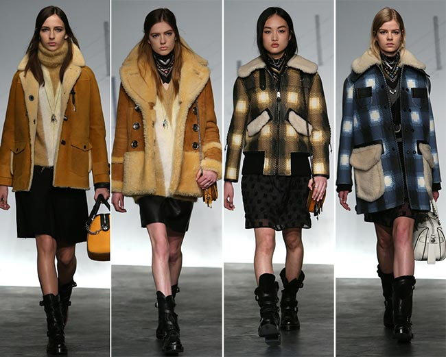 Coach Fall/Winter 2015-2016 Collection