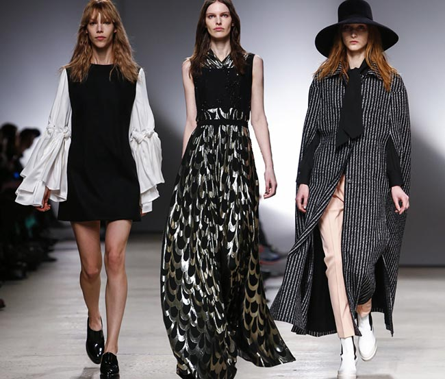 Creatures of the Wind Fall/Winter 2015-2016 Collection - New York Fashion Week