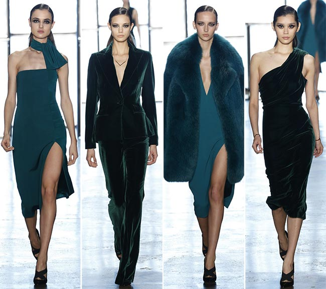 Cushnie et Ochs Fall/Winter 2015-2016 Collection - New York Fashion Week