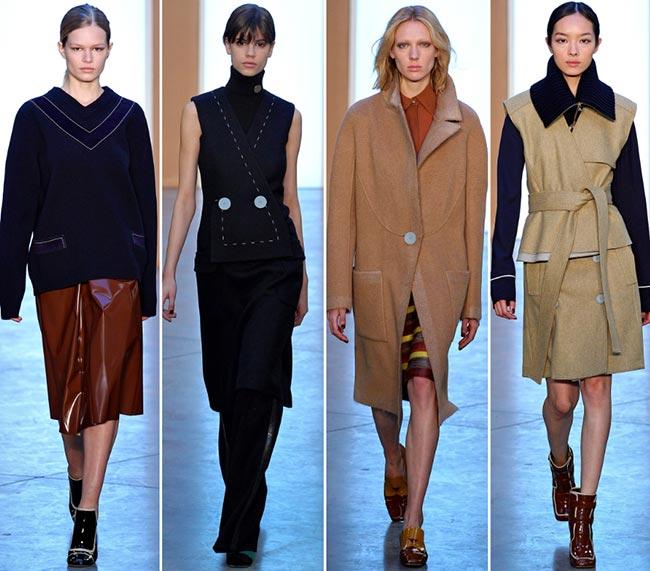 ea7a25992ca Derek Lam Fall Winter 2015-2016 Collection – New York Fashion Week ...
