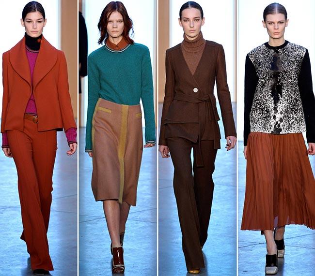 cb8e9614f8a Derek Lam Fall Winter 2015-2016 Collection - New York Fashion Week