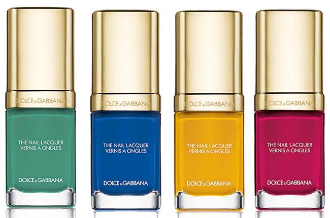 Dolce & Gabbana Spring 2015 Makeup Collection