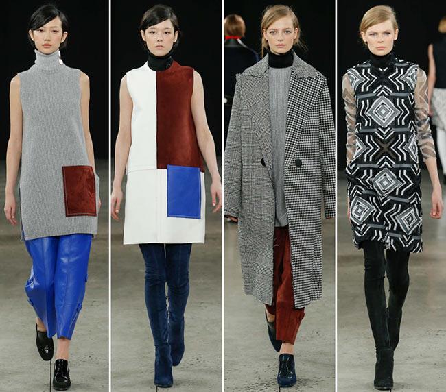 Edun Fall/Winter 2015-2016 Collection - New York Fashion Week