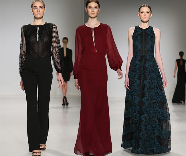 Erin Fetherston Fall/Winter 2015-2016 Collection - New York Fashion Week