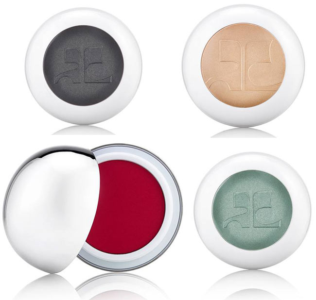 Estee Lauder Courreges Spring 2015 Makeup Collection