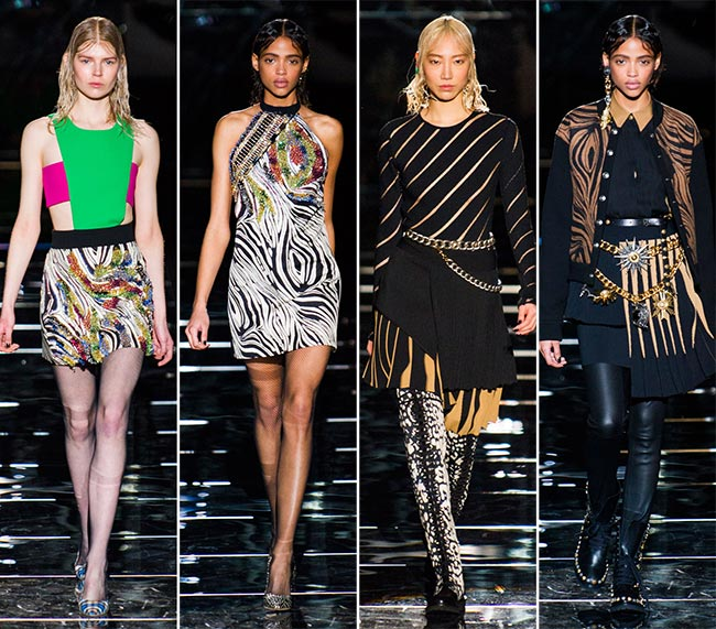 Fausto Puglisi Fall/Winter 2015-2016 Collection - Milan Fashion Week