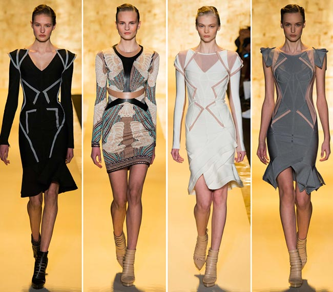 Hervé Léger By Max Azria Fall/Winter 2015-2016 Collection