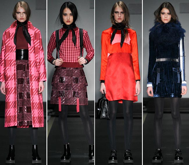 House of Holland Fall/Winter 2015-2016 Collection