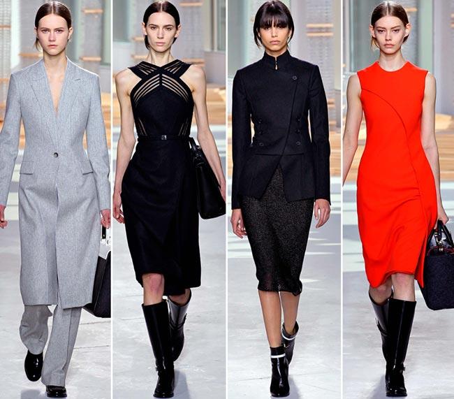 Hugo Boss Fall/Winter 2015-2016 Collection - New York Fashion Week