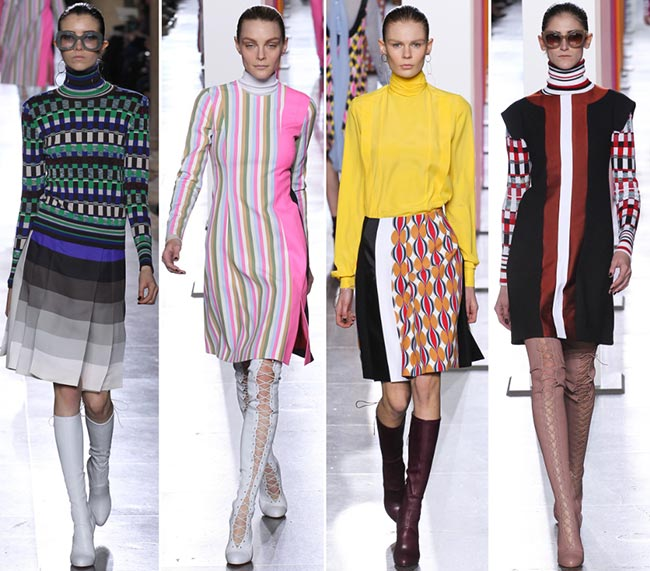 Jonathan Saunders Fall/Winter 2015-2016 Collection