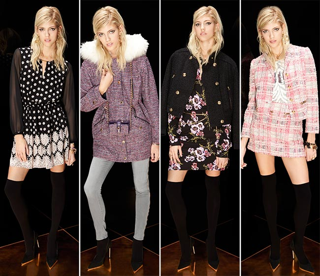 Juicy Couture Fall/Winter 2015-2016 Collection - New York Fashion Week
