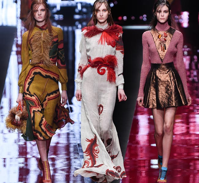 Just Cavalli Fall/Winter 2015-2016 Collection