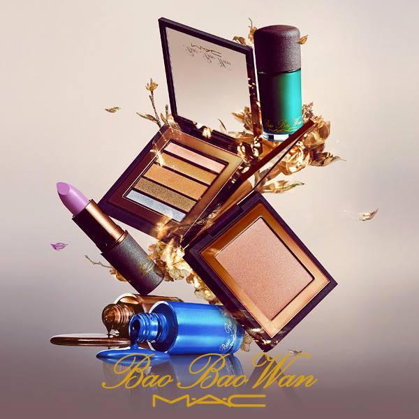 MAC Bao Bao Wan Spring 2015 Makeup