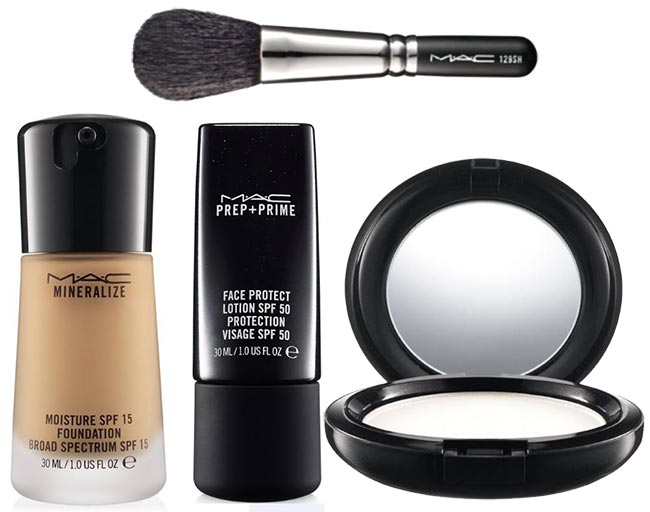 MAC Pure + Healthy Face Spring 2015 Collection