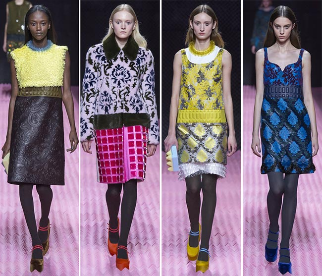 Mary Katrantzou Fall/Winter 2015-2016 Collection