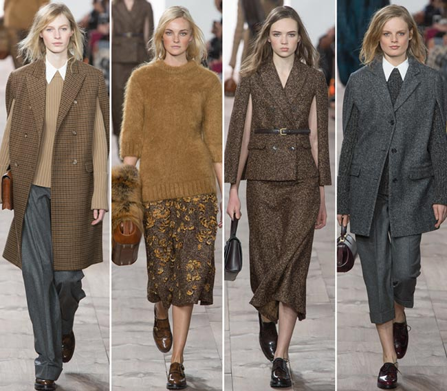 Michael Kors Fall/Winter 2015-2016 Collection