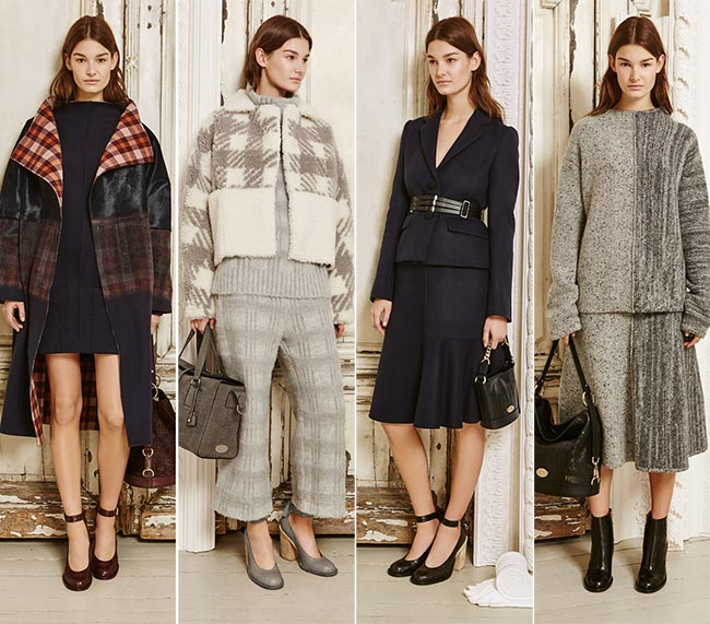 Mulberry Fall/Winter 2015-2016 Collection